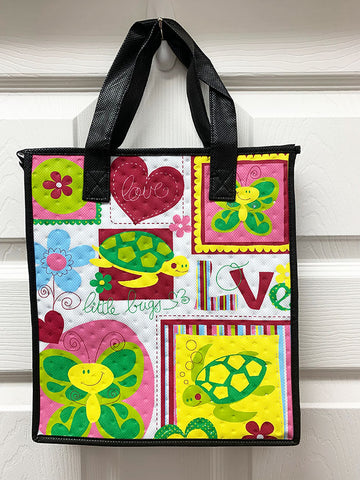 Kona Bay Bag - Hot & Cold Bag - Love Bug