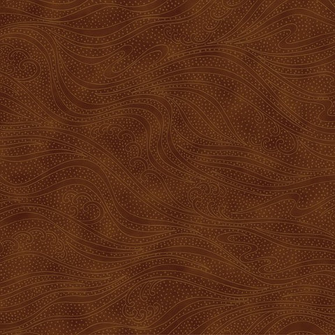 *Kona Bay - Blender - Tonal Wave Movement # 05 - Chocolate Brown
