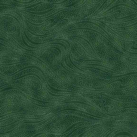*Kona Bay - Blender - Tonal Wave Movement # 11 - Dark Hunter Green