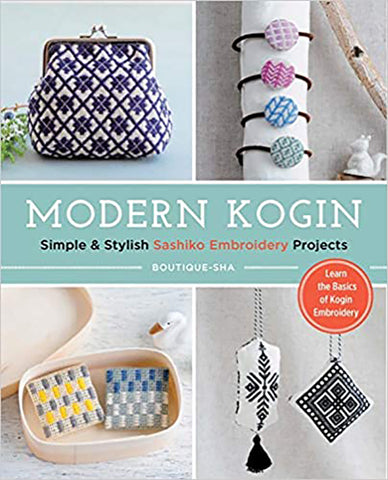 Book - MODERN KOGIN - Boutique-Sha