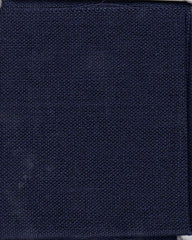 Sashiko Design Cloth for Kogin (Daruma) - 100% Linen - Navy