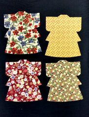 Fabric Fun Shapes - Japanese Kimono