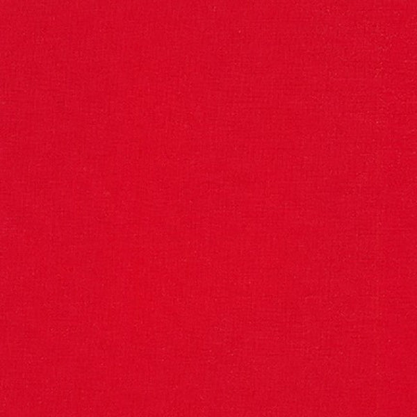 Solid Color Fabric - Kona Cotton - Red