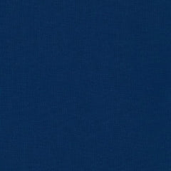 Solid Color Fabric - Kona Cotton - Storm (More Blue than Navy)