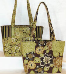 Bag Pattern - Lazy Girl - Margo Handbag - HALF PRICE SALE