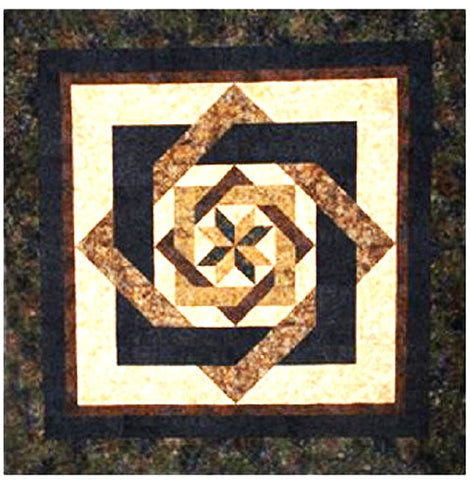 Quilt Pattern - Calico Carriage - Labrynth