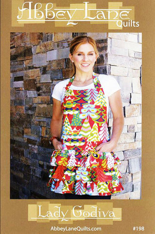 Apron Pattern - Abbey Lane - Lady Godiva