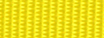 Bag & Purse Notions - Purse Strapping/ Webbing - Lemon Yellow