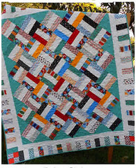 Quilt Pattern - Little Louise Designs - Pickup Sticks