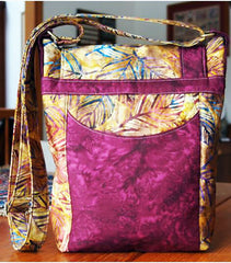 Bag Pattern - Marlous Designs - Little Messenger