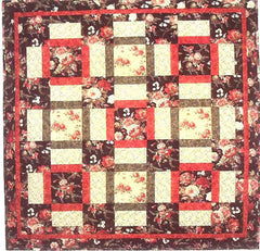 Quilt Pattern - Grizzly Gulch - Love That Print