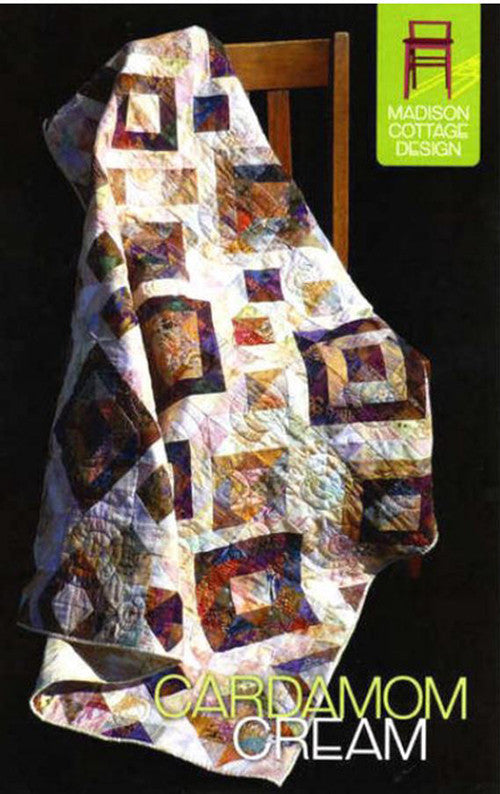 Quilt Pattern - Madison Cottage - Cardamon Cream