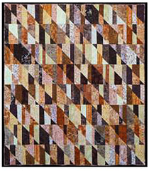 Quilt Pattern - Madison Cottage - Cinnamon Toast