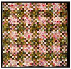 Quilt Pattern - Madison Cottage - Rhubarb Pie