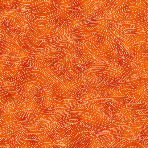 *Kona Bay - Blender - Tonal Wave Movement # 01 - Burnt Orange