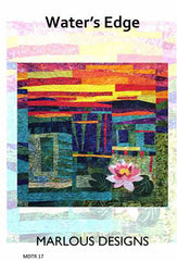 Quilt Pattern - Marlous Designs - Water's Edge