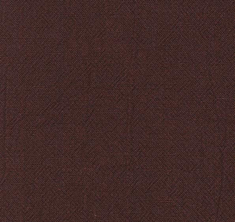 Japanese Fabric - Azumino-Momen - # 106 Dark Brown