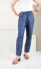 Wearables -  Liesl + Co. - Montauk Trousers