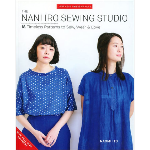 Book - Naomi Ito - NANI IRO SEWING STUDIO