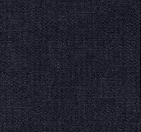 Japanese Fabric - Azumino-Momen - # 085 Navy - FAT QUARTER