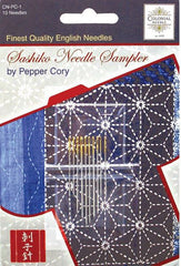 Notions - Sashiko Needle Sampler - Pepper Cory