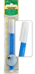 Notions - Clover Water Erasable Marking Pen (Fine) # 515 - Blue