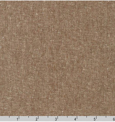 Solid - Essex Cotton-Linen Yarn-Dyed - Nutmeg # 1255