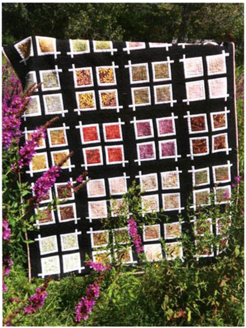 Quilt Pattern - Little Louise Designs - Outside the Box