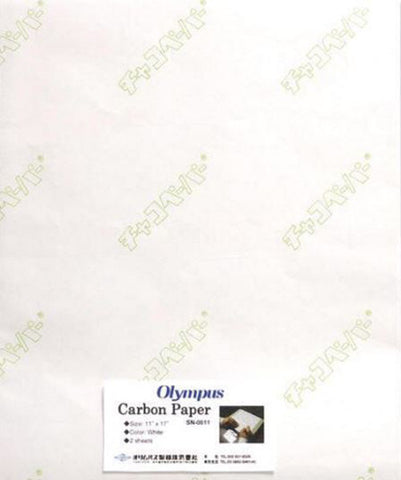 Notions - Olympus Carbon/ Transfer Paper - 2 Large 11