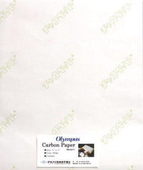 "Notions - Olympus Carbon/ Transfer Paper - 2 Large 11"" x 17"" - White"