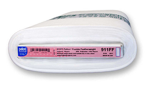 Interfacings & Stabilizers - Pellon Featherweight Fusible - 911FF