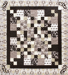Quilt Pattern - Pressed For Time Quiltworks - Check It Out