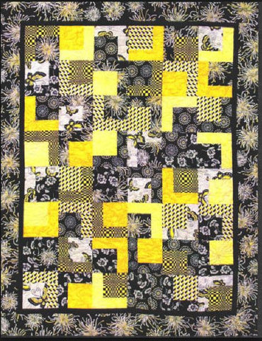 Quilt Pattern - Pressed For Time Quiltworks - Enigma