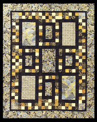 Quilt Pattern - Pressed For Time Quiltworks - Limelight
