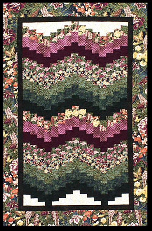 Quilt Pattern - Pressed For Time Quiltworks - Stairstepper