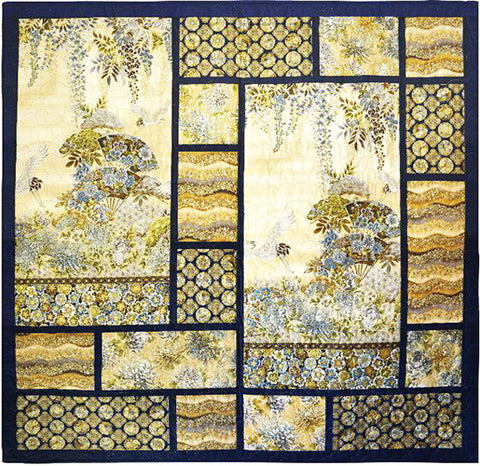 Quilt Pattern - Leesa Chandler Designs - Panel Magic