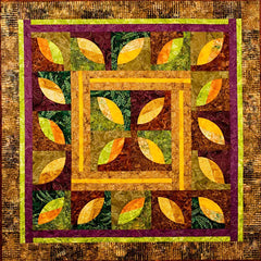 Quilt Pattern - Elisa's Backporch Designs - Autumn's Coming