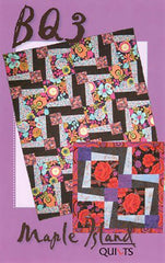 Quilt Pattern - Maple Island Quilts - BQ3 - ON SALE