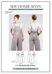Wearables - Sew House Seven - Burnside Bibs