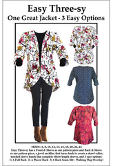 Wearables - CNT Pattern Co. - Easy Three-sy One Great Jacket-3 Easy Options