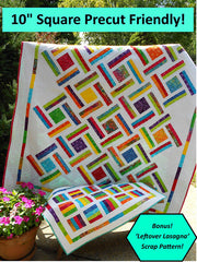 Quilt Pattern - Little Louise Designs - Double Strip Trip