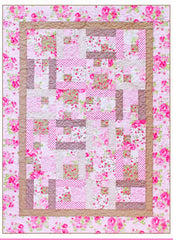 Quilt Pattern - Pressed For Time Quiltworks - Easy Street