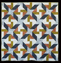 Quilt Pattern - Madison Cottage - Five Spice