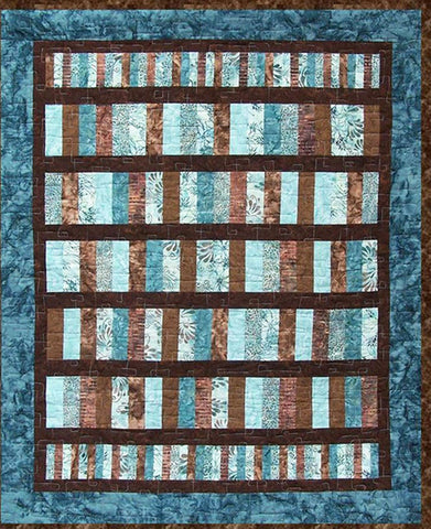 Quilt Pattern - Pressed For Time Quiltworks - Fiddlesticks