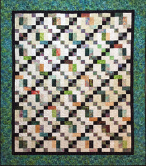 Quilt Pattern - Pleasant Valley - Home Town Quilt Pattern