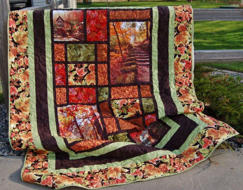 Quilt Pattern - Pine Rose Designs - Just Blocks