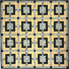 Quilt Pattern - Leesa Chandler Designs - Little Emperor