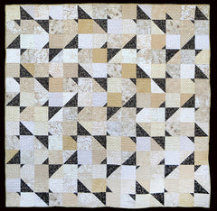 Quilt Pattern - Madison Cottage - Cracked Pepper