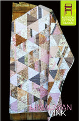 Quilt Pattern - Madison Cottage - Himalayan Pink