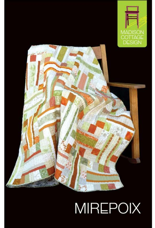 Quilt Pattern - Madison Cottage - Mirepox